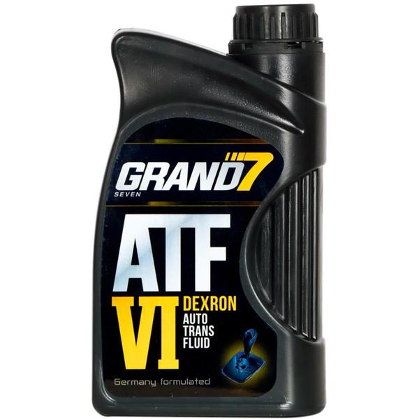 روغن گیربکس خودرو گرند سون مدل ATF VI حجم 1000 میلی لیتر