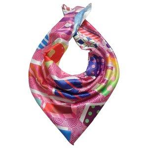 روسری دخترانه مدل a2