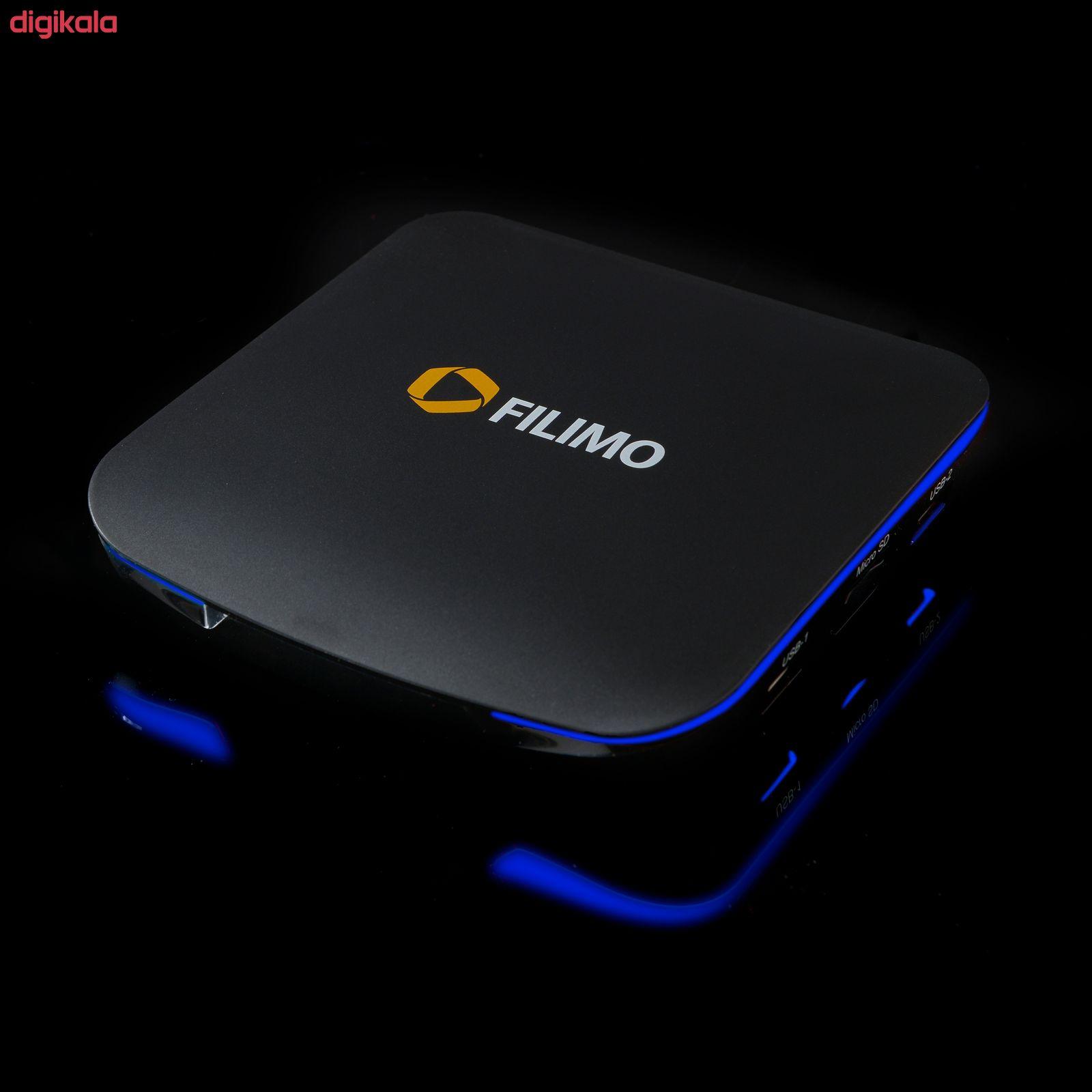 اندروید باکس فیلیمو مدل FB-101 main 1 6