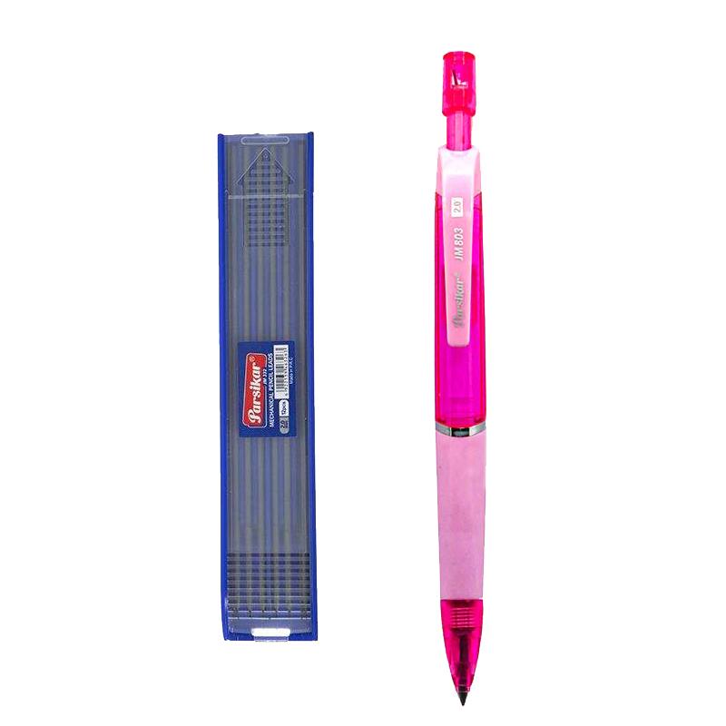 مداد نوکی 2.0 میلیمتری پارسیکار مدل JM803 به همراه یک بسته نوک
