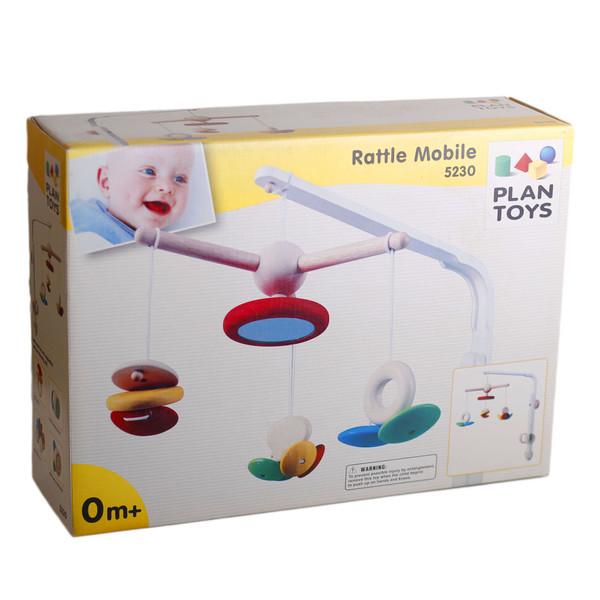 آویز تخت کودک پلن تویز مدل Rattle Mobile