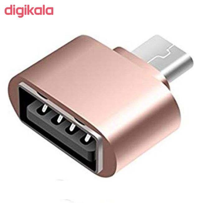 مبدل OTG USB-C ریمکس مدل OT06 main 1 2