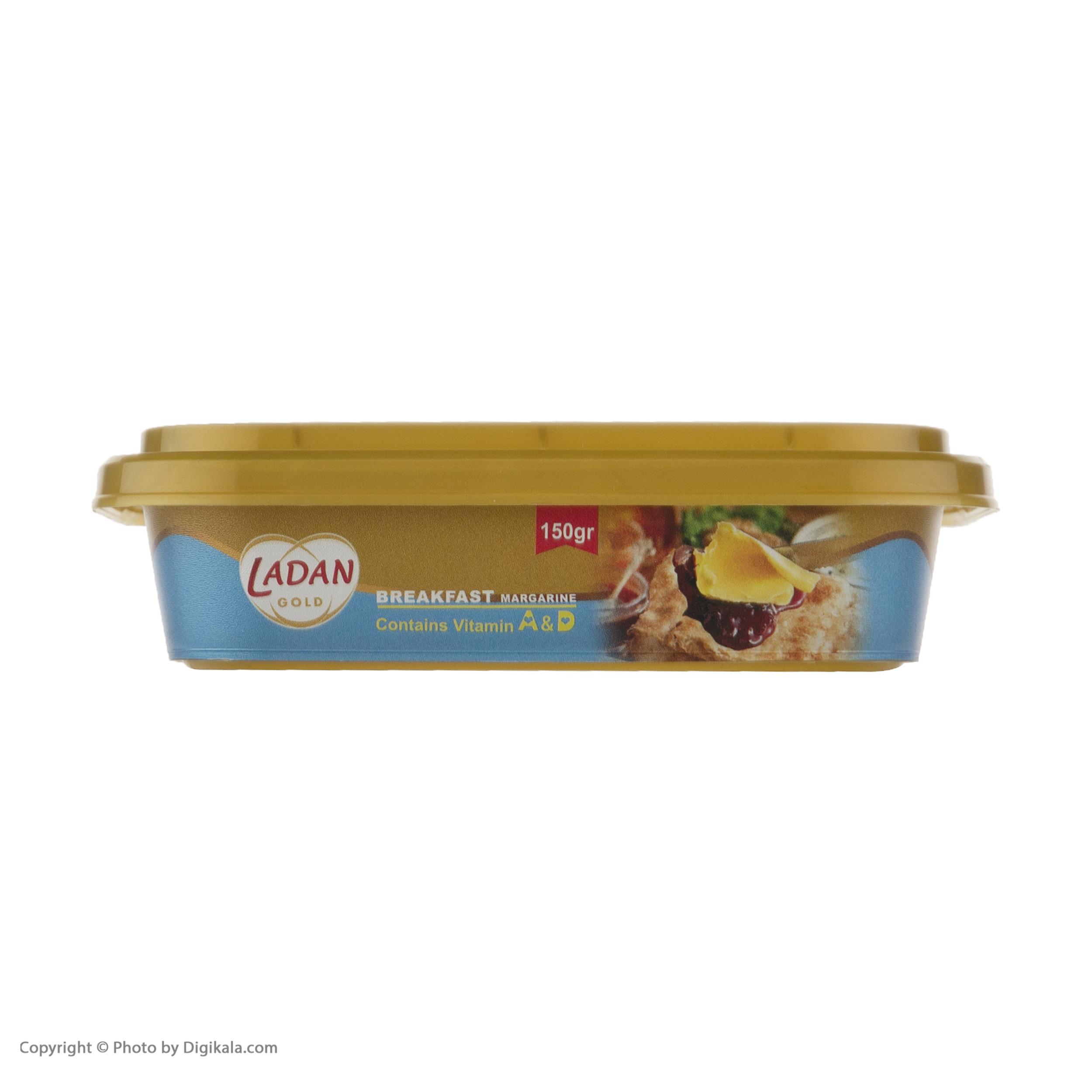 کره گیاهی لادن - 150 گرم   main 1 2