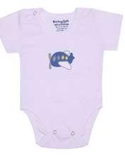ست 3 تکه لباس نوزادی بی بی گیفت طرح هواپیما کد 524 -  - 6