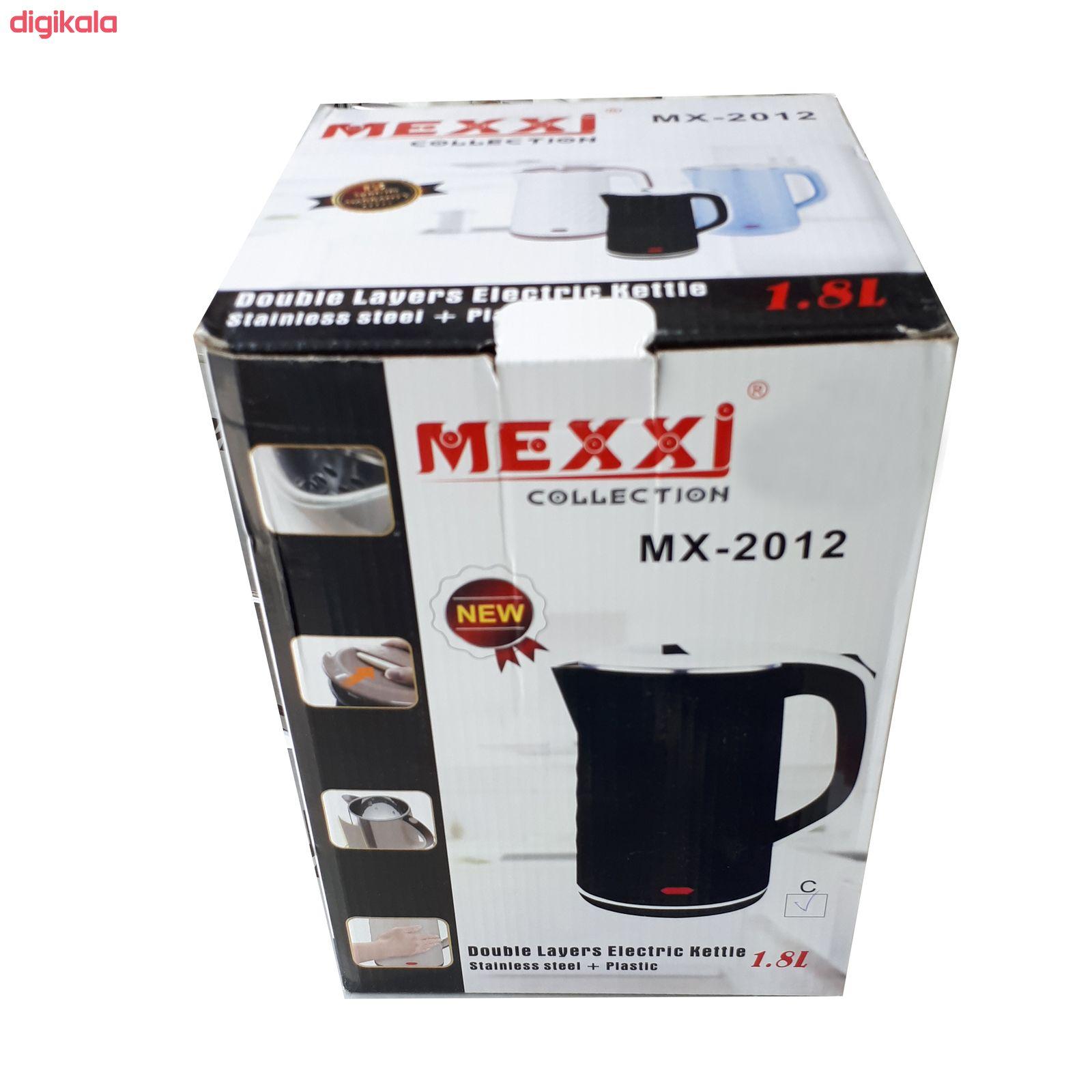 کتری برقی مکسی مدل MX-2012 main 1 2