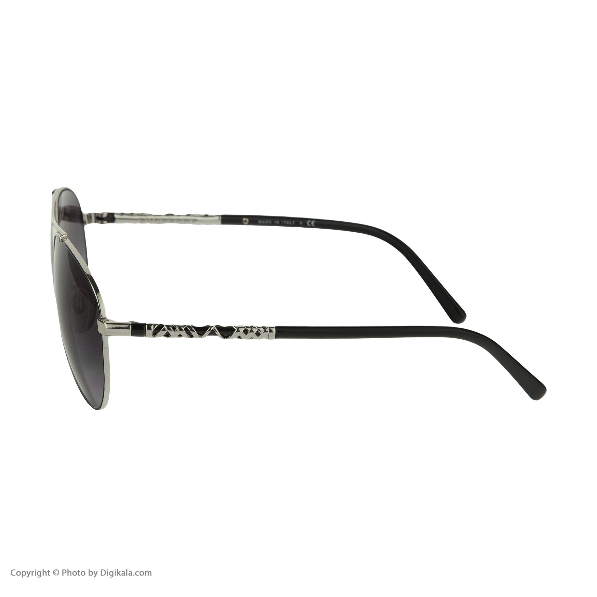 عینک آفتابی زنانه بربری مدل BE 3089S 10058G 58 -  - 6