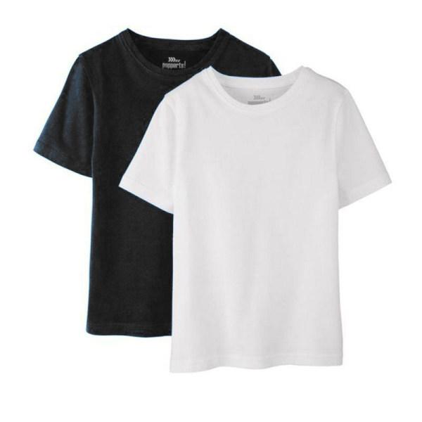 تی شرت پسرانه پیپرتس مدل 002 مجموعه 2 عددی