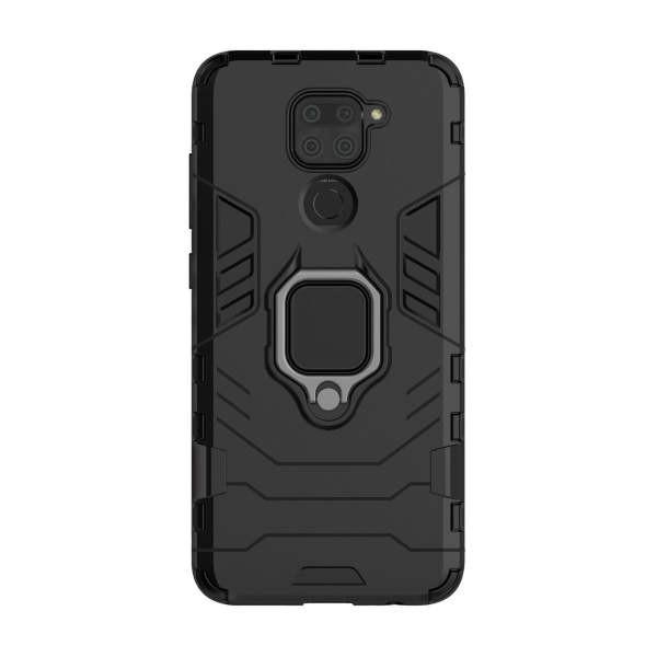 کاور آیرون من مدل Batman مناسب برای گوشی موبایل شیائومی Redmi Note 9