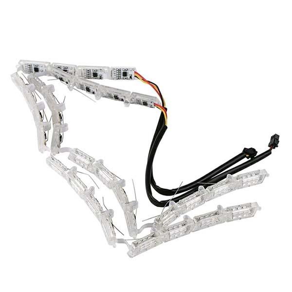 چراغ ال ای دی خودرو مدل da01