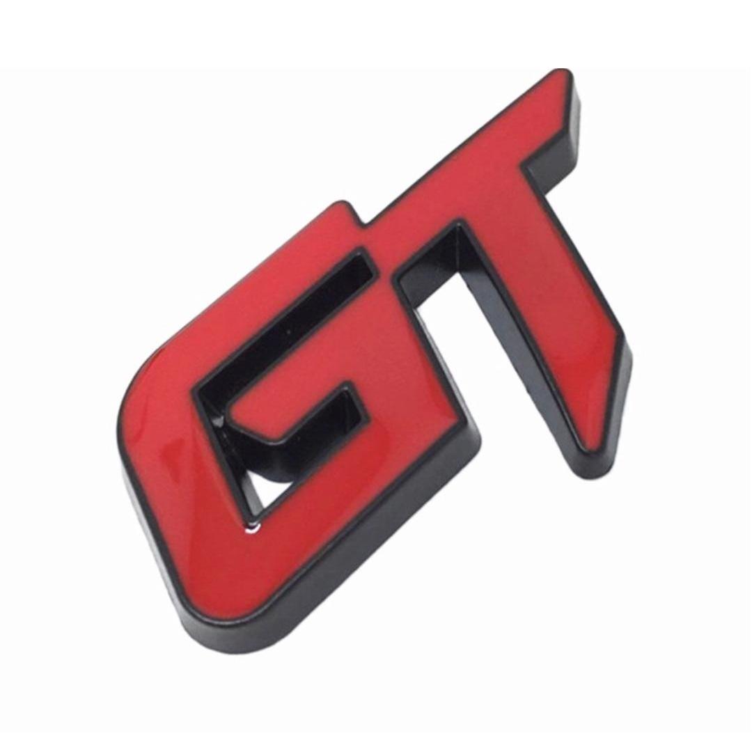 آرم خودرو طرح GT مدل 8001