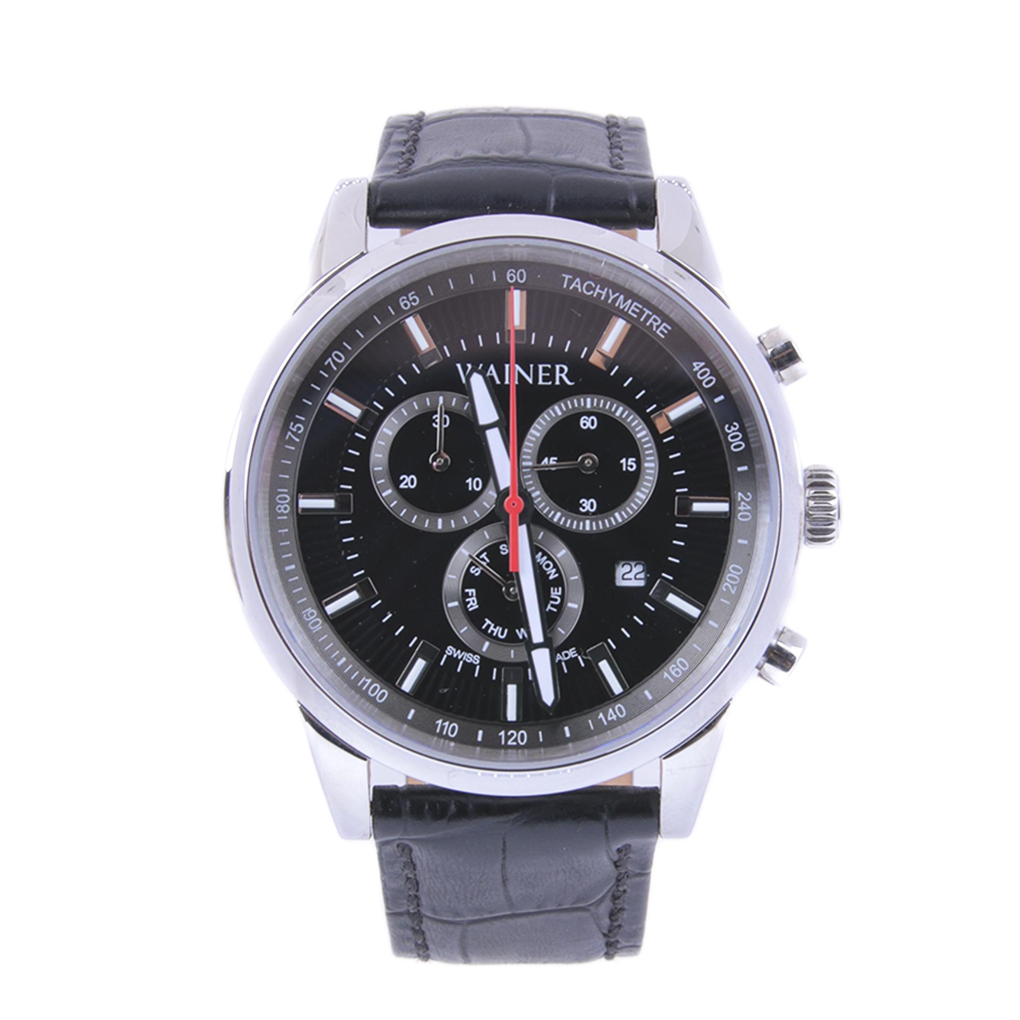 ساعت مچی  مردانه واینر مدل WA.17910-A              اصل