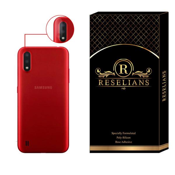 محافظ لنز دوربین رزلیانس مدل RLP مناسب برای گوشی موبایل سامسونگ Galaxy A01