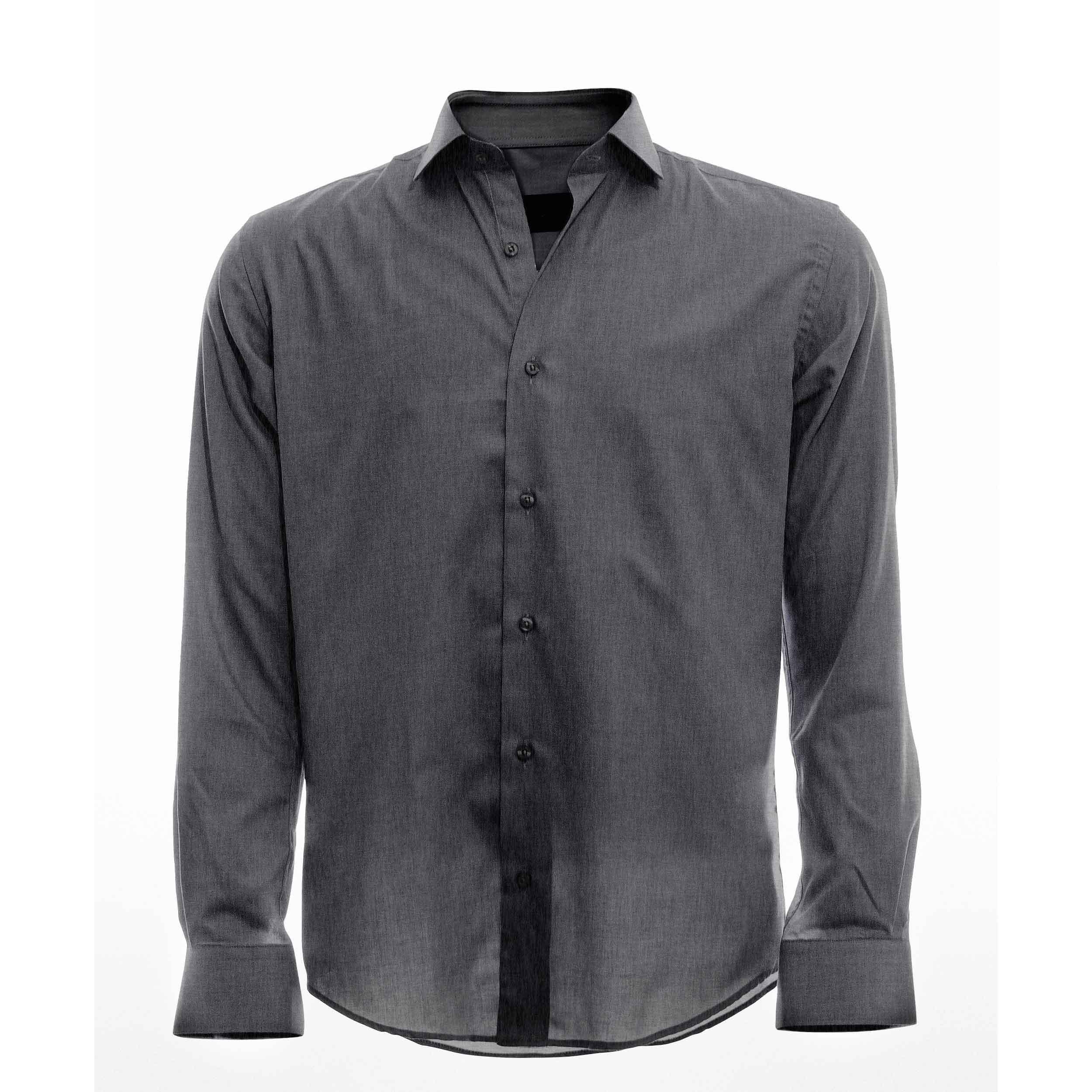 پیراهن آستین بلند مردانه ادموند مدل 70-110