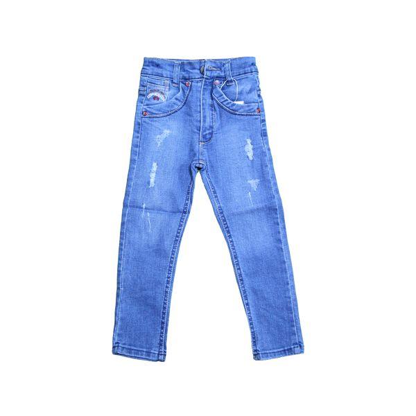 شلوار جین بچگانه مدل gl85