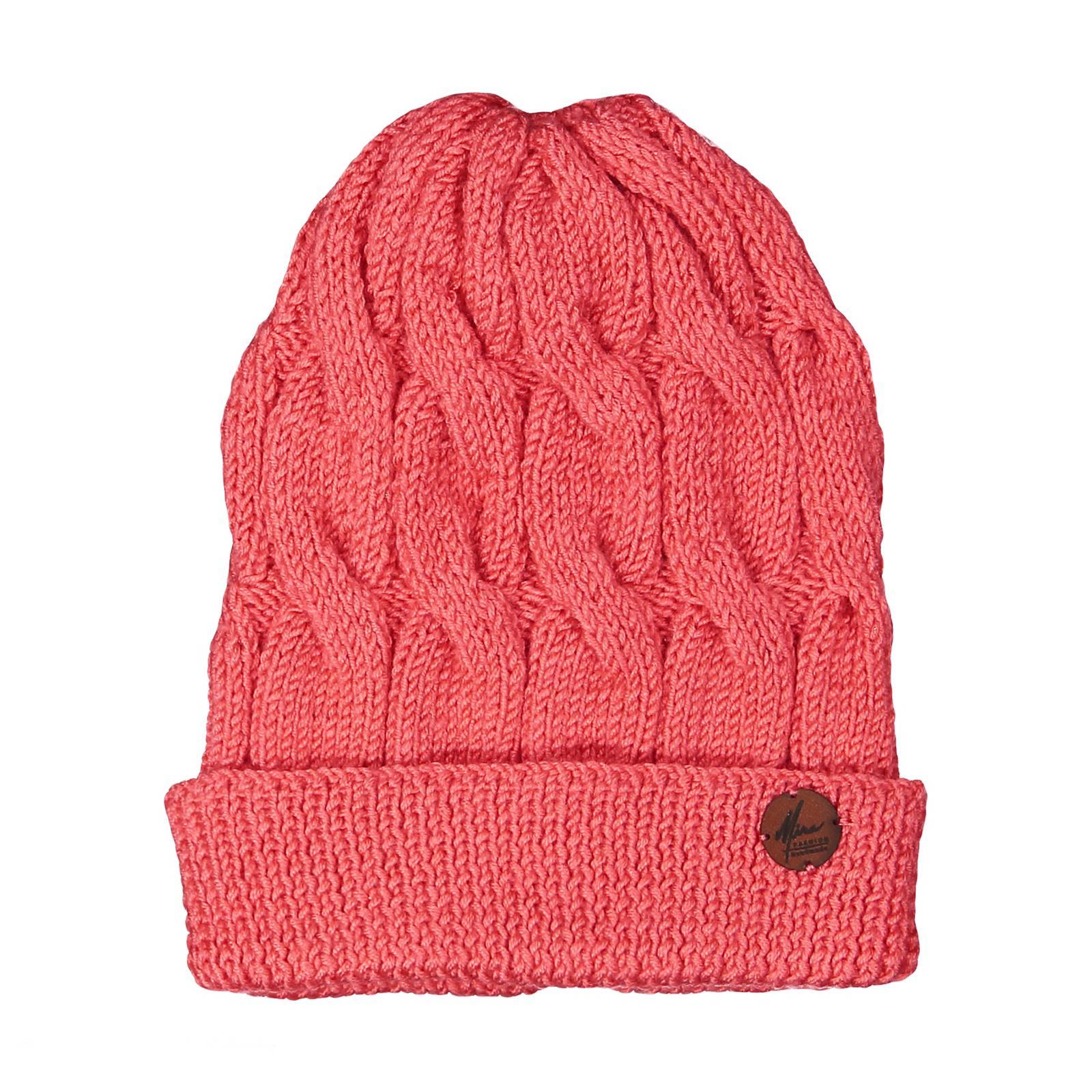 کلاه بافتنی میرافشن مدل Blended