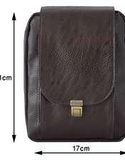 کیف چرم ما مدل SM-2 مجموعه 2 عددی -  - 18