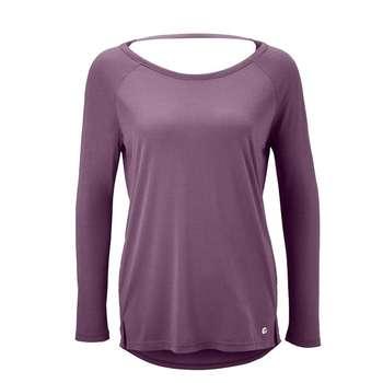 تی شرت آستین بلند زنانه چیبو مدل 4617