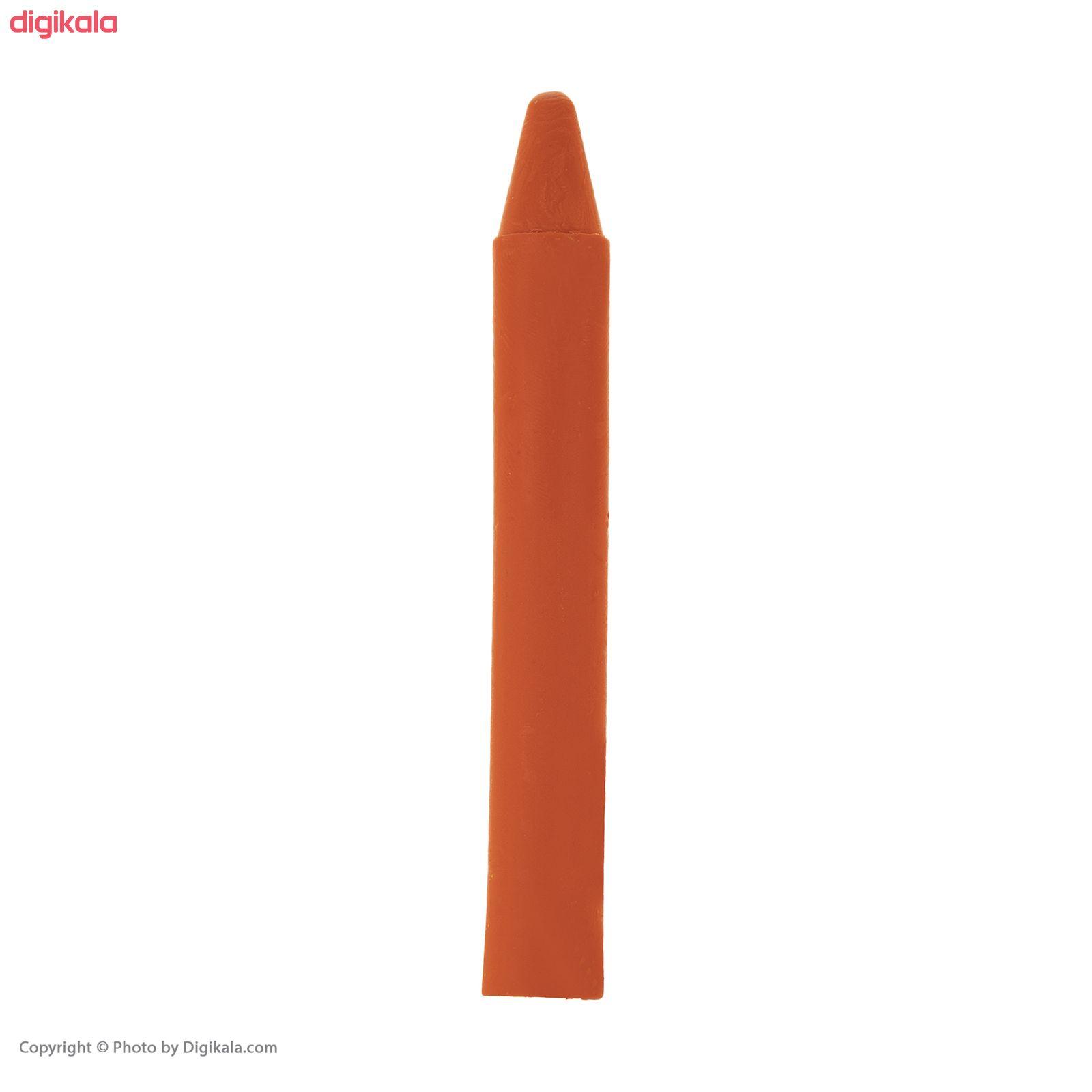 مداد شمعی 8 رنگ اریک کراوزه مدل EK33113 main 1 5