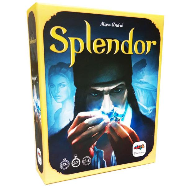بازی فکری بازیست مدل اسپلندور