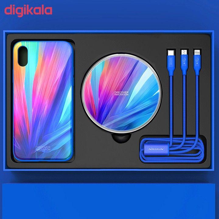 مجموعه لوازم جانبی نیلکین مدل Fancy مناسب برای گوشی موبایل اپل   iPhone XS Max main 1 15