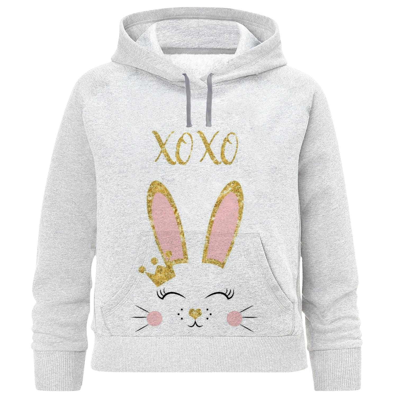 هودی دخترانه طرح خرگوش کد F531