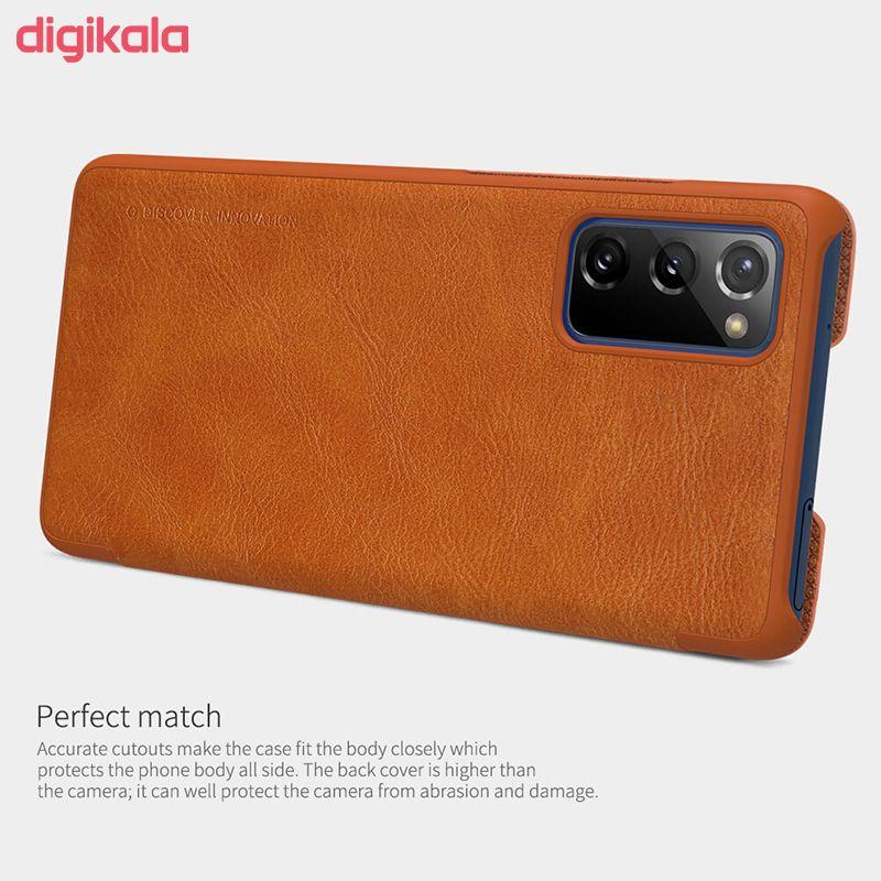 کیف کلاسوری نیلکین مدل Qin مناسب برای گوشی موبایل سامسونگ Galaxy S20 FE main 1 7