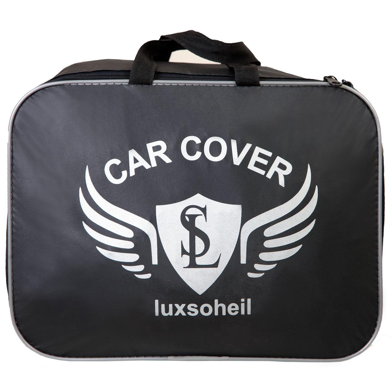 روکش خودرو لوکس سهیل مدل SK مناسب برای پژو 206