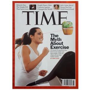 مجله تايم آگوست 2009