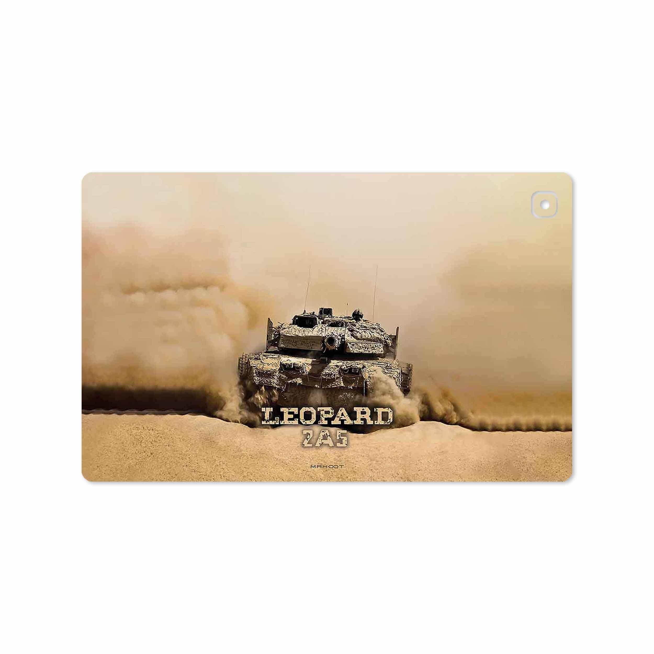 بررسی و خرید [با تخفیف]                                     برچسب پوششی ماهوت مدل Leopard 2A5 tank مناسب برای تبلت سامسونگ Galaxy Tab A7 10.4 LTE 2020 T505                             اورجینال