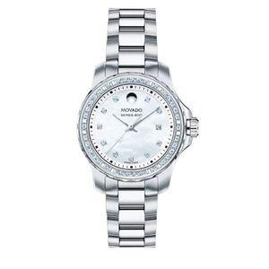 ساعت مچی عقربه ای زنانه موادو مدل 2600120