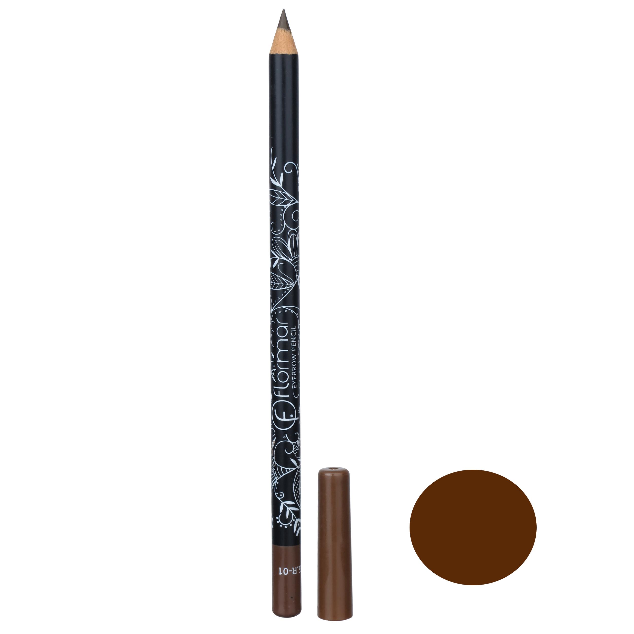 مداد ابرو  فلورمار شماره 06