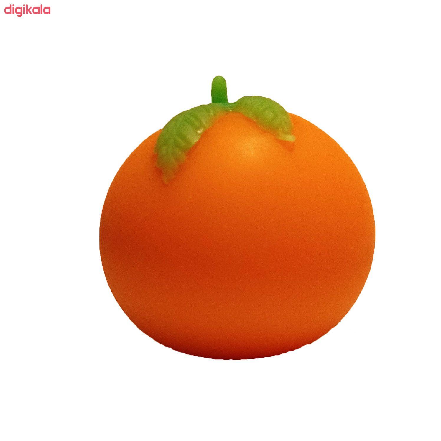 فیجت ضد استرس طرح پرتقال مدل pnd1013 main 1 1
