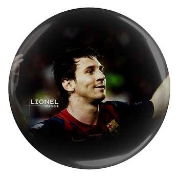 پیکسل طرح لیونل مسی بازیکن فوتبال آرژانتینی بارسلونا اسپانیا مدل S4296