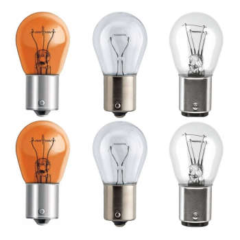لامپ هالوژن خودرو  کد ASD2 بسته 6 عددی