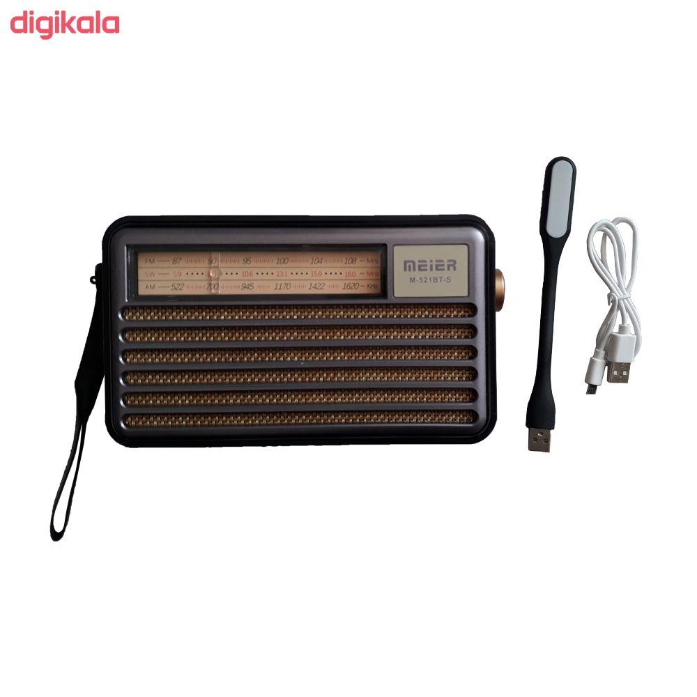 رادیو  می یر مدل M-521BT-S main 1 7