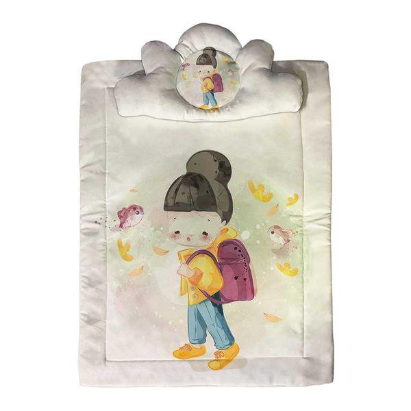 زیرانداز تعویض نوزاد شمسه نگار مدل 0030