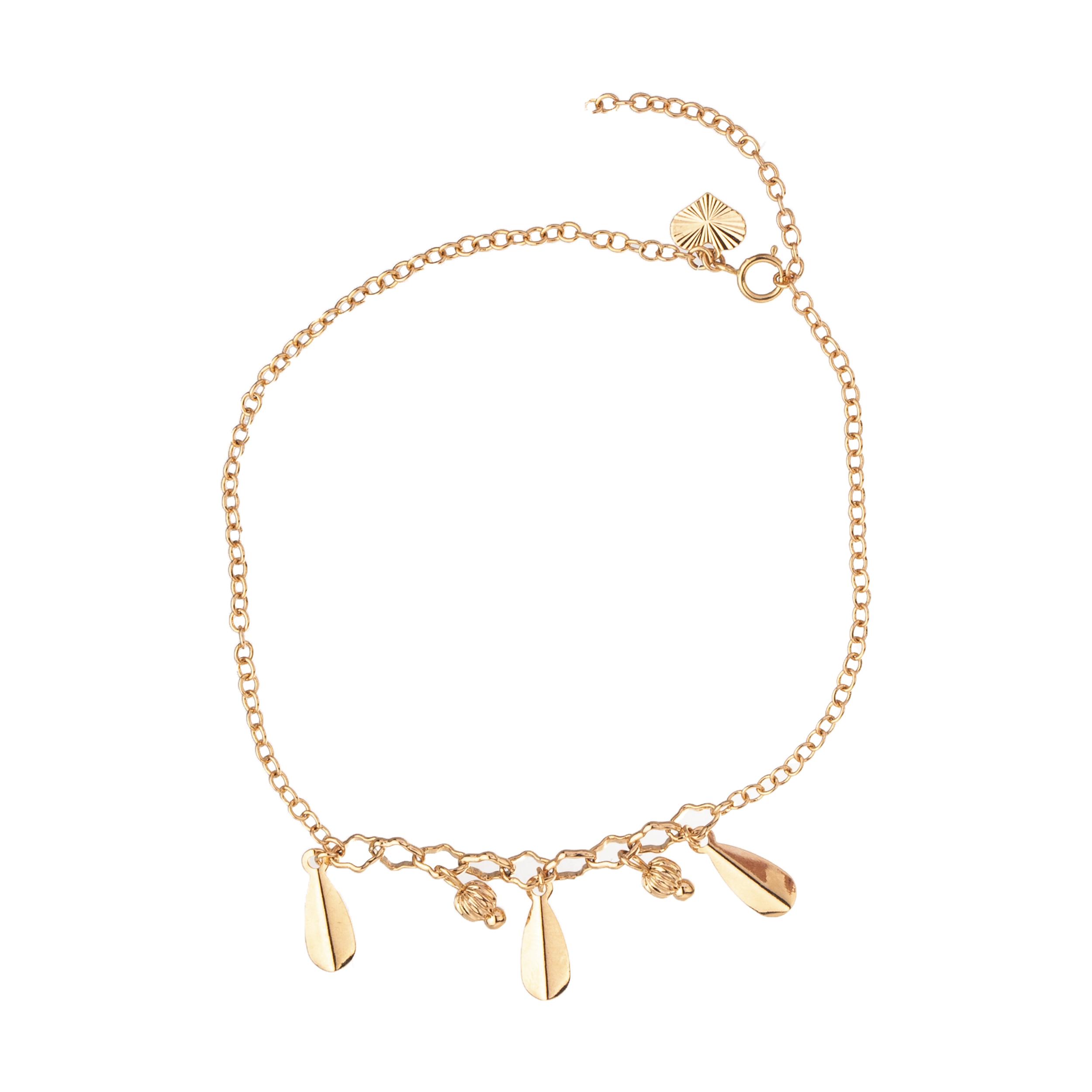 پابند طلا 18 عیار زنانه مایا ماهک مدل MA0134