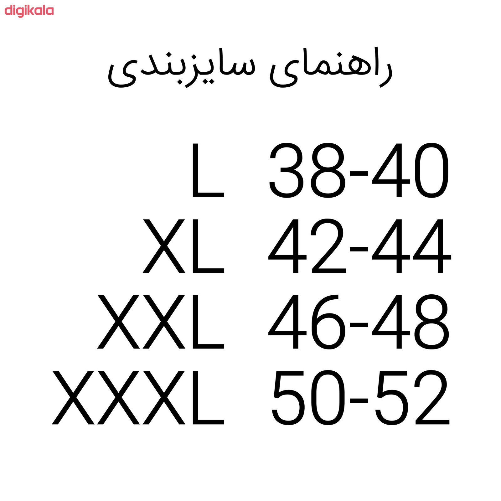 شورت زنانه پانیذ کد 1262 مجموعه 6 عددی main 1 4