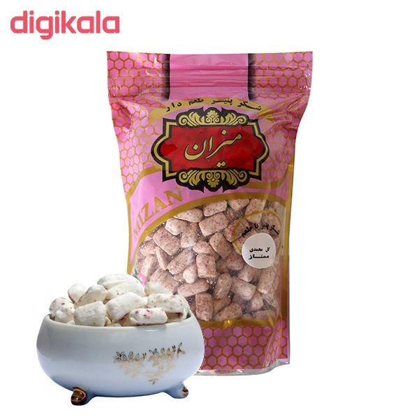 شکر پنیر گل محمدی میزان - 400 گرم main 1 3