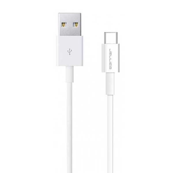 کابل تبدیل USB به USB-C جلیکو مدل NY-10 طول 1 متر