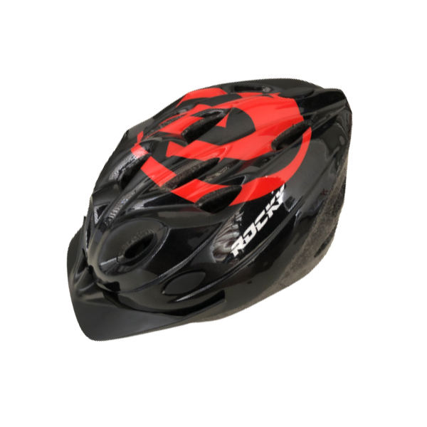 کلاه ایمنی دوچرخه راکی مدل mv18