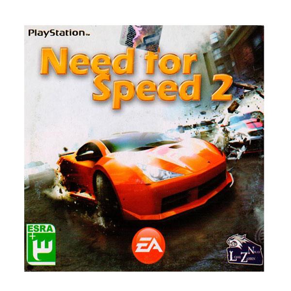 بازی Need for speed 2 مخصوص ps1