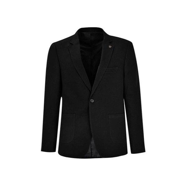 کت تک مردانه بادی اسپینر مدل 2461 کد 1 رنگ مشکی