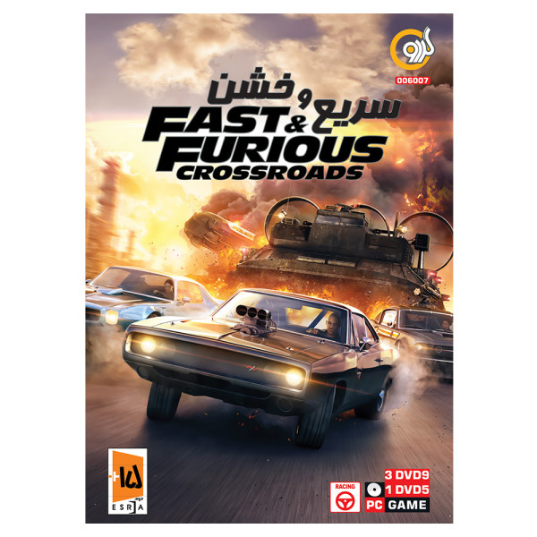 بازی  Fast & Furious Crossroads مخصوص PC نشر گردو