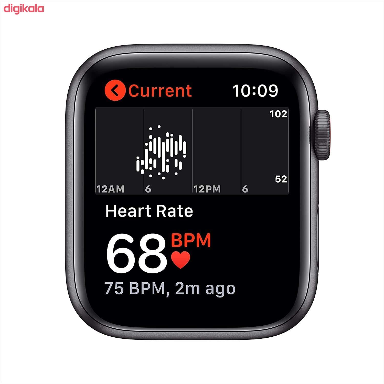 ساعت هوشمند اپل واچ سری SE مدل 40mm Aluminum Case   main 1 6