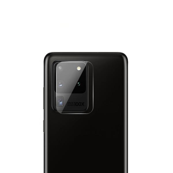 محافظ لنز دوربین یونیفا مدل NG مناسب برای گوشی موبایل سامسونگ Galaxy S20 Ultra