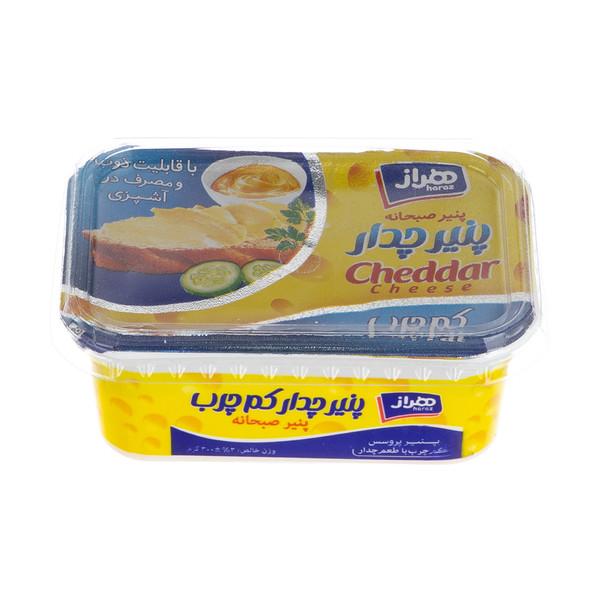 پنیر چدار  هراز -  300 گرم