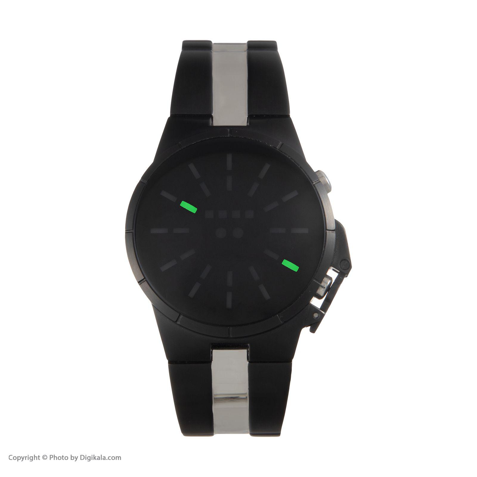 ساعت مچی دیجیتال مردانه استورم مدل ST 47160-SL -  - 4