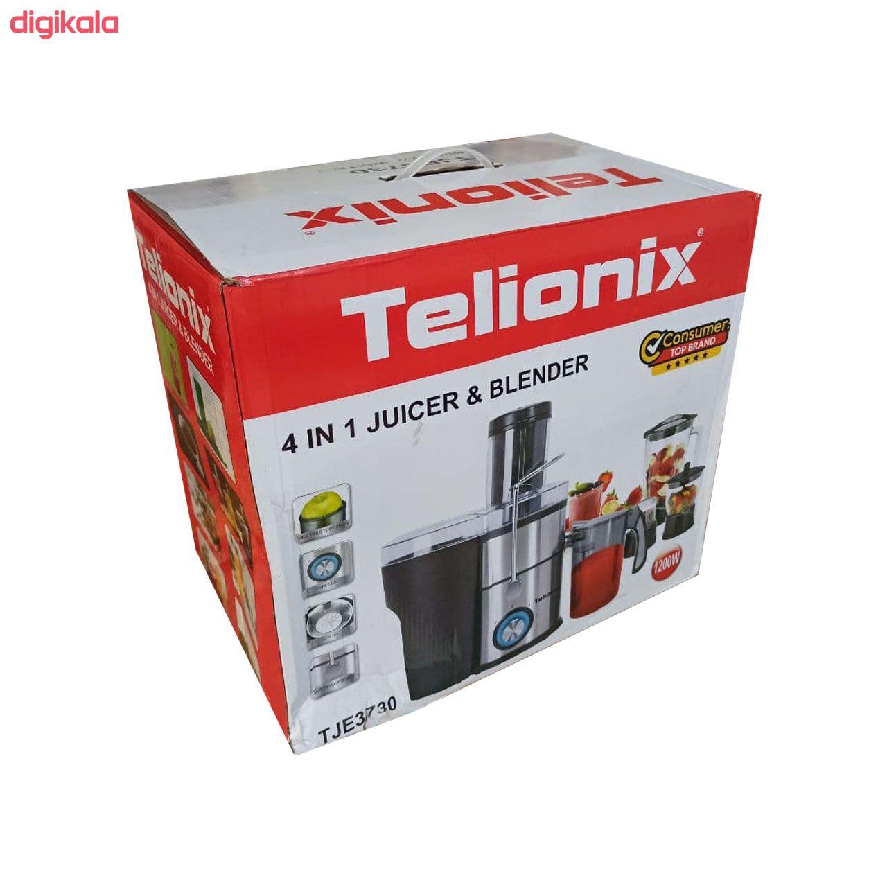 آبمیوه گیری تلیونیکس مدل TJE3730 main 1 7
