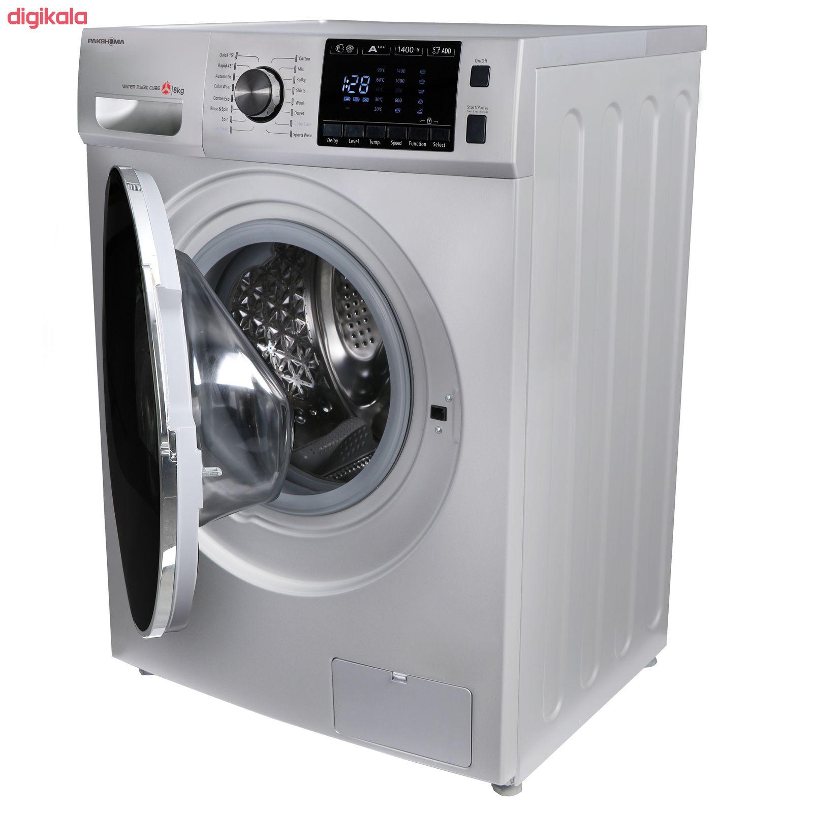 ماشین لباسشویی پاکشوما مدل TFU-84406 ظرفیت 8 کیلوگرم main 1 7